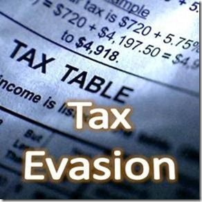 Tax Evasion thumb1 Cellular Companies Get to Prime Minister to Get Rid of NAB