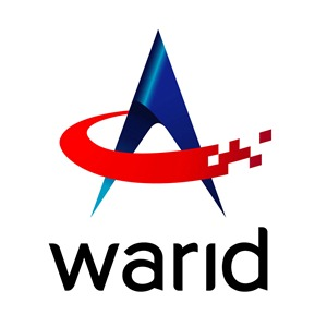 Warid Logo thumb Fire Erupts Outside Warid Islamabad Office